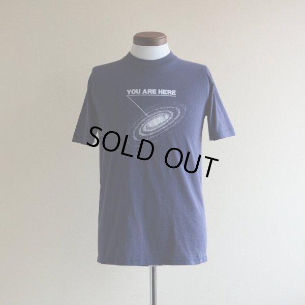 画像1: 1980s YOU ARE HERE Tシャツ  表記M