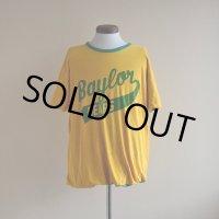 1970s Champion リバーシブルTシャツ  染み込みプリント  表記XL