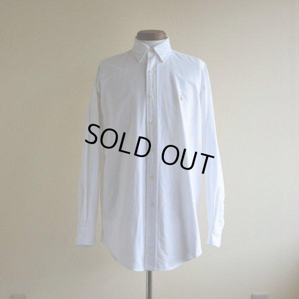 画像1: RalphLauren オックスフォードBDシャツ  表記15 1/2-33