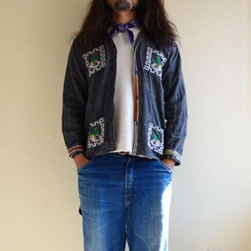 詳細画像1: 1960s-70s グアテマラシャツ  実寸M