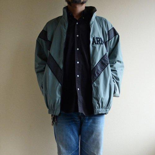 詳細画像1: 1990s US.ARMY IPFU ナイロントレーニングジャケット  表記LARGE-REGULAR