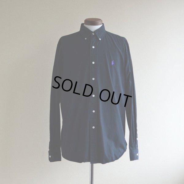画像1: RalphLauren BDシャツ  表記L
