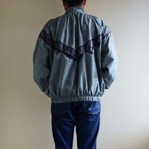 詳細画像3: 2010s US.ARMY PFU ナイロントレーニングジャケット  全面ACU迷彩リフレクト  表記MEDIUM-REGULAR