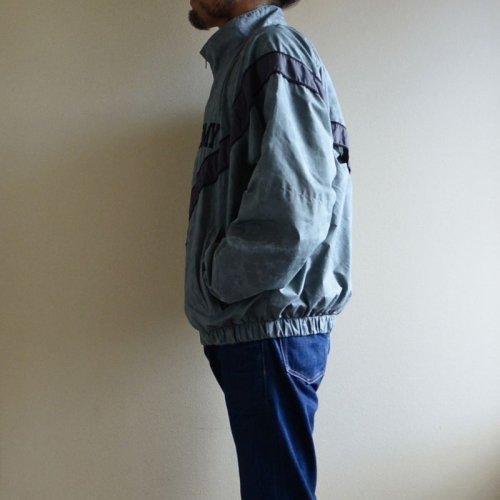 詳細画像2: 2010s US.ARMY PFU ナイロントレーニングジャケット  全面ACU迷彩リフレクト  表記MEDIUM-REGULAR