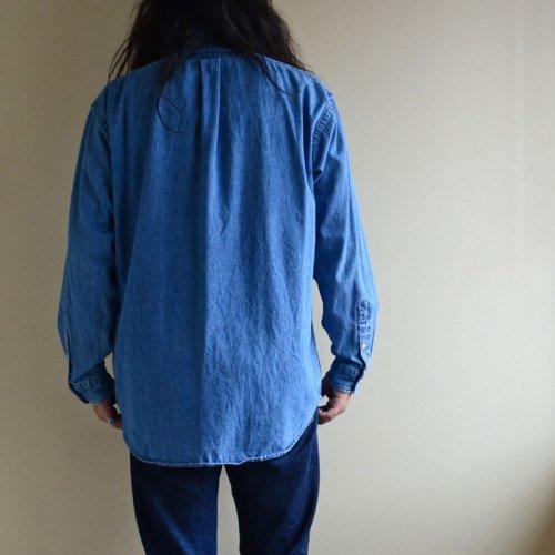 詳細画像3: RalphLauren デニムBDシャツ  表記M