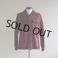 1970s PENDLETON ウールシャツ  表記S