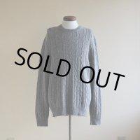 1990s BrooksBrothers ウールセーター  100% BRITISH LAMBSWOOL  表記L