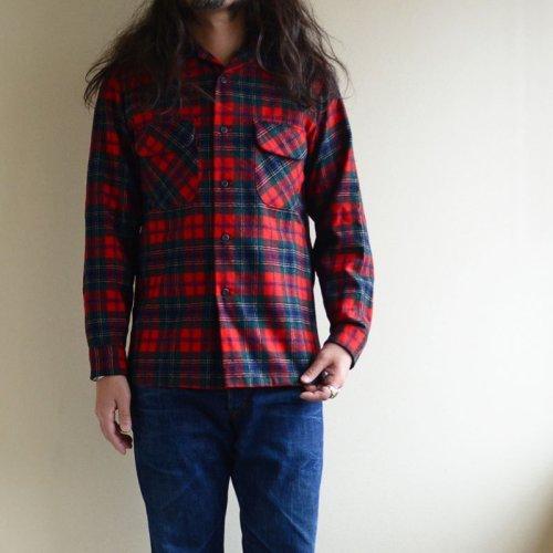 詳細画像1: 1970s PENDLETON ウールシャツ  表記M