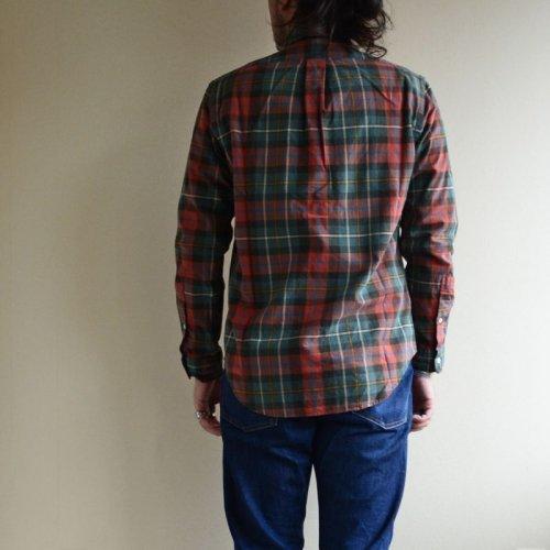 詳細画像3: RalphLauren チェックBDシャツ  表記M