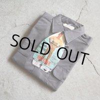 1970s BIG YANK マチ付きワークシャツ  DEAD STOCK  表記15 1/2 M