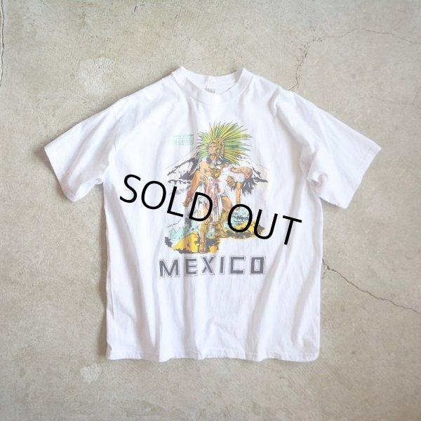 画像1: 1990s〜 MEXICO Tシャツ  実寸L-XL