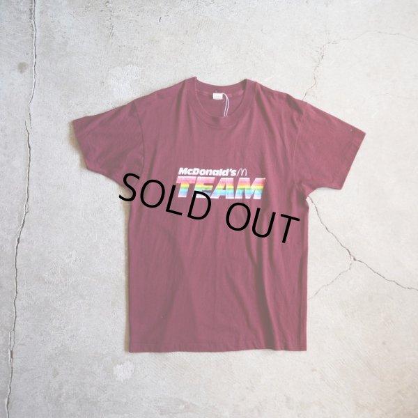 画像1: 1980s McDonald's Tシャツ  表記L