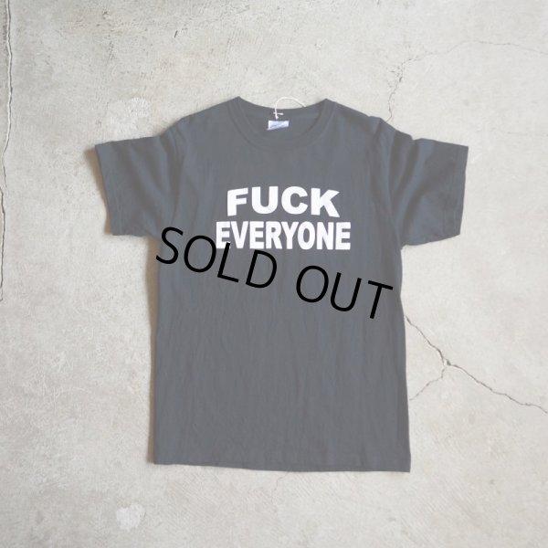 画像1: FUCK EVERYONE Tシャツ  表記M