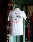 画像2: 1980s PRINT Tシャツ <br>両面プリント <br>表記M<br> (2)
