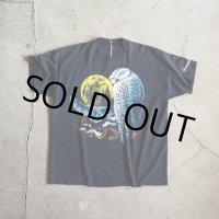 1990s PRINT Tシャツ  実寸XL