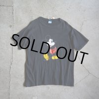 1980s  MICKEY MOUSE Tシャツ  表記XL