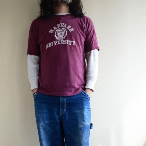 詳細画像1: 1980s Champion HARVARDカレッジTシャツ  表記XL