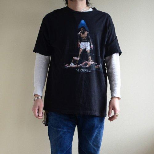 詳細画像1: 1990s〜 THE GREATEST モハメドアリTシャツ  実寸XL〜