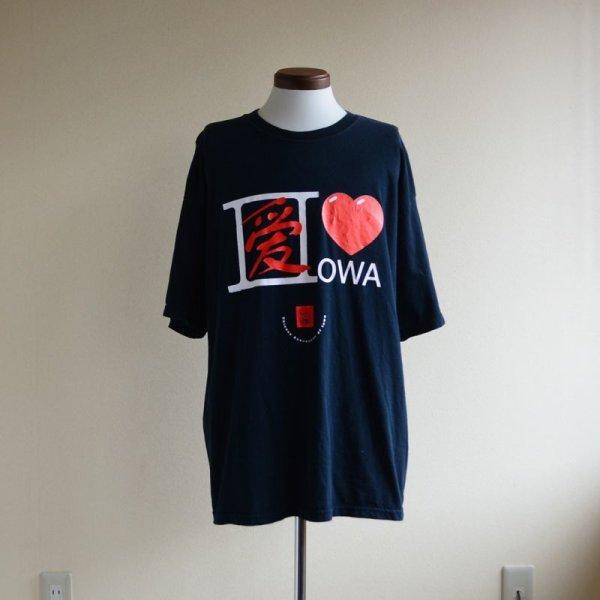 画像1: 愛LOVE愛OWA Tシャツ  表記XL