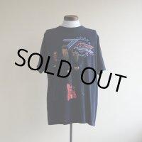 2000s ZZ TOP TOUR Tシャツ  表記L