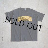 1990s US.ARMY RANGER プリントTシャツ  表記XL