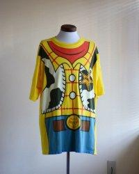 ウッディだまし絵Tシャツ  表記XL