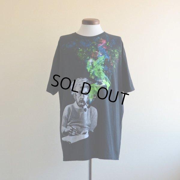 画像1: Albert Einstein Tシャツ  表記XXL