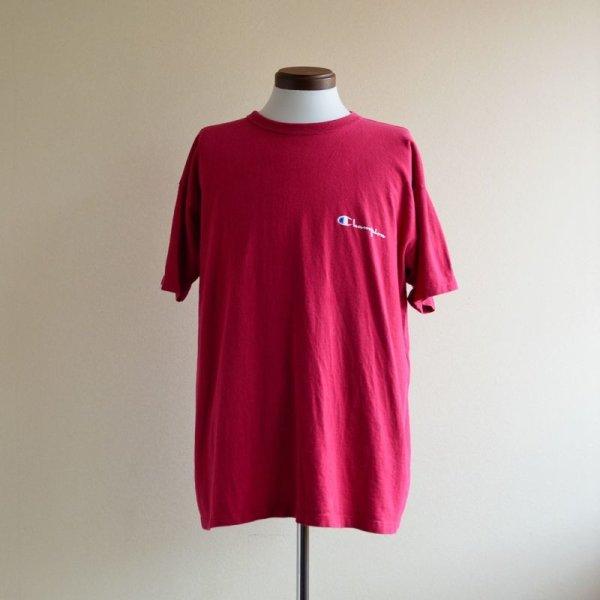 画像1: 1990s Champion Tシャツ  ワンポイント  表記XL