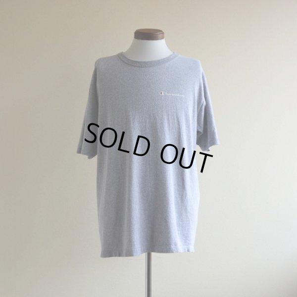 画像1: 1990s Champion Tシャツ  ワンポイント  表記L