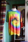 画像2: I LOVE HIGE タイダイTシャツ <br>表記XL<br> (2)