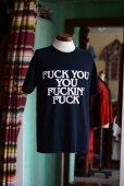 画像2: FUCK Tシャツ <br>表記M<br> (2)
