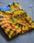 画像1: 1990s LIQUID BLUE SUN & MOON 総柄Tシャツ <br>表記XL<br> (1)