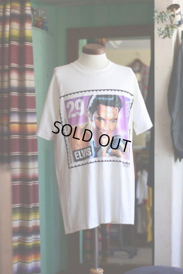 画像2: 1990s ELVIS 29¢Stamp Tシャツ  DEAD STOCK  表記L