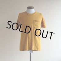 1960s HANES ポケットTシャツ  DEAD STOCK  表記M