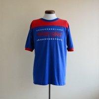 1970-80s WRANGLER フットボールTシャツ  表記L