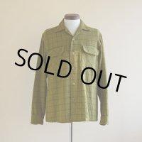 1960s PENDLETON ウールシャツ  表記M