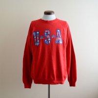 1980s DA PUMP スウェット  表記L