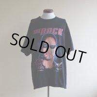 2000s WWF THE ROCK プロレスTシャツ  表記XL