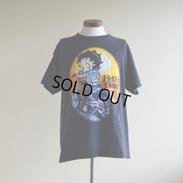 画像1: 2000s Betty Boop プリントTシャツ  表記M