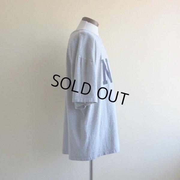 画像2: 1990s The Cotton Exchange US.NAVYロゴ プリントTシャツ  表記XXL