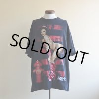 HUSTLER エロプリントTシャツ  表記XL
