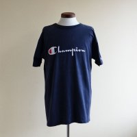 1990s Champion ロゴプリントTシャツ  表記XL