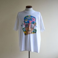 1980s BEACH PARTY プリントTシャツ  実寸L