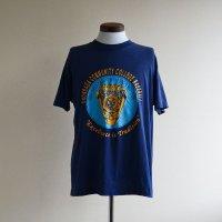 1980s カレッジTシャツ  ONONDAGA COMMUNITY COLLEGE BASEBALL  表記XL