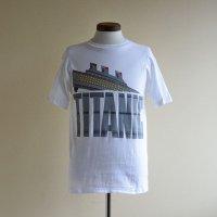 TITANIC プリントTシャツ  表記M