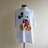 1990s MICKEY MOUSE Tシャツ  表記L