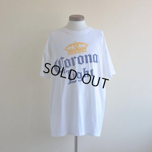 画像1: Corona Light プリントTシャツ  表記XL