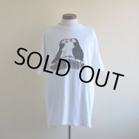 1980s アニマルプリント Tシャツ  表記XL