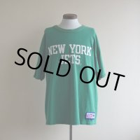 1990s Champion NFL NEW YORK JETS プリントTシャツ  MADE IN USA  表記XL